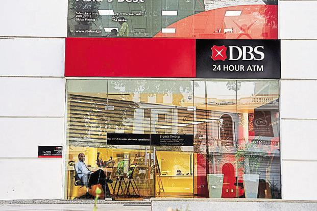 DBS Bank India on Monday declared a net profit of Rs8.6 crore for 2015-16 against a net loss of Rs274.6 crore a year ago. Photo: Rituparna Banerjee/Mint