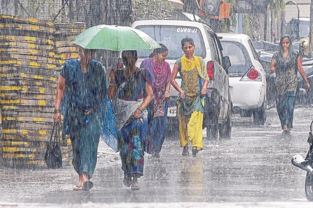 """Conditions continue to remain favourable for the onset of southwest monsoon over Kerala in next 48 hours,"" the India Meteorological Department (IMD) said on Monday. Photo: HT"