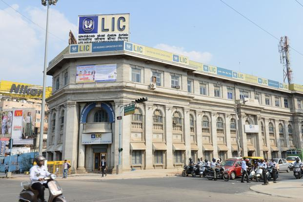 LIC committed to invest up to Rs1.5 trillion in Railways over a period of 5 years till 2020 by subscribing to bonds issued by the Railways. Photo: Hemant Mishra/Mint