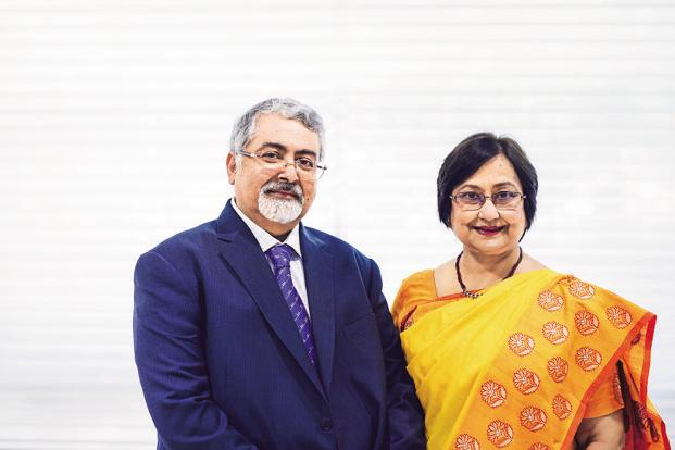 It's going to take time to set up infrastructure for bankruptcy law :    Shardul Shroff, Executive Chairman of law firm Shardul Amarchand Mangaldas & Co  and Pallavi Shro