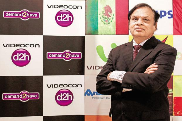 Videocon chief Venugopal Dhoot. Photo: Reuters