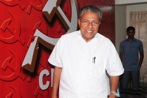 A file photo of Kerala chief minister Pinarayi Vijayan.