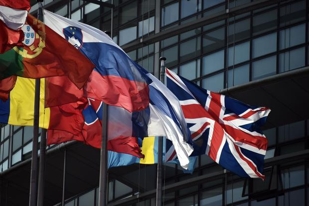 The deeper issue with Brexit is what it means for the future of the successful global multilateral system that was gradually put in place after 1945. Photo: AFP