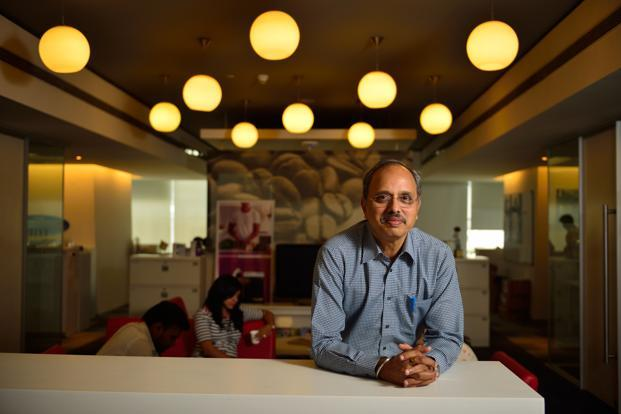 Raja Venkataraman, managing director and vice-president of Philips India. Photo: Pradeep Gaur/Mint