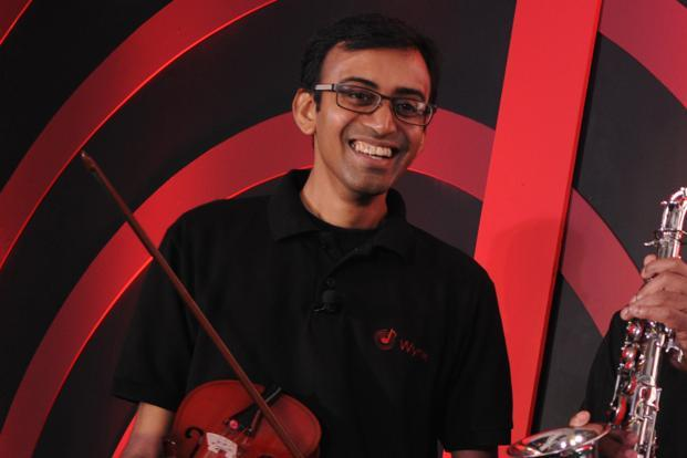 File photo. Anand Chandrasekaran plans to spend the next couple of months helping companies, in which he has invested in the capacity of an angel investor, with product and business advice and spending time with them. Photo: Sonu Mehta/HT