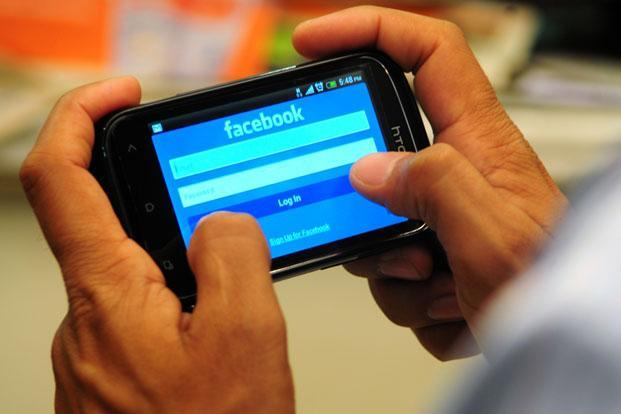 Facebook has tied-up with non-profit organisations AASRA and the Live Love Laugh Foundation. Photo: Ramesh Pathania/Mint