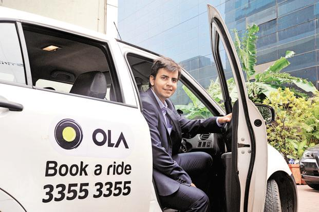 Bhavish Aggarwal contends Ola has a better grasp of how to operate in a country with infrastructure challenges like no one else. Photo: OnlyPix