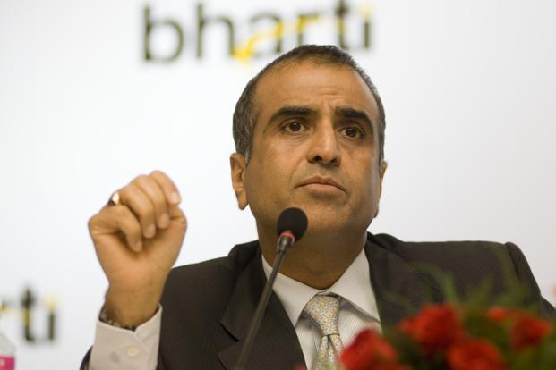 A file photo of Sunil Bharti Mittal, CEO, Bharti Group. Photo: Ramesh Pathania/Mint