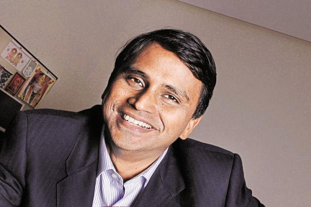 Aluri Srinivasa Rao, outgoing managing director for India at Morgan Stanley Private Equity. Photo: HT