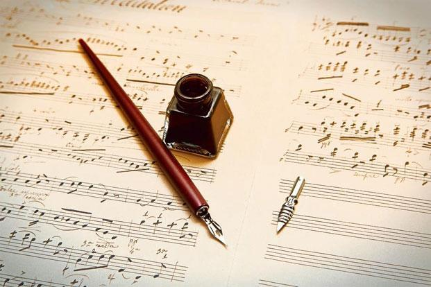 Music nibs can be used for elegant writing