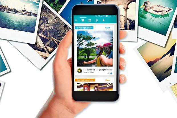 Apps like Timehop, Memoir and Flashgap help you relive your past through pictures.