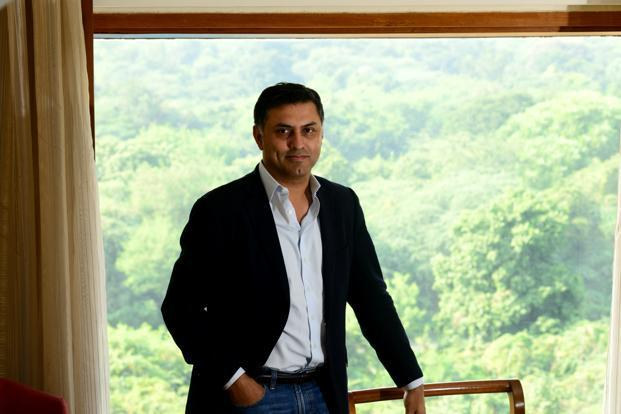 A file photo of Nikesh Arora. Photo: Pradeep Gaur/Mint