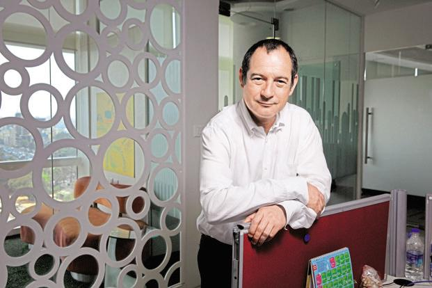 GroupM global chief digital officer Rob Norman. Photo: Abhijit Bhatlekar/Mint