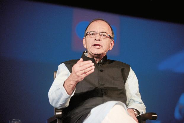 Finance minister Arun Jaitley says that the states that could not sign the agreement last financial year can now come on board. Photo: Mint