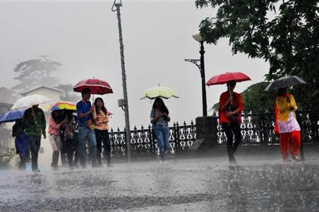 Central India and peninsular India are likely to receive normal to above-normal rainfall until 10 July. Photo: AP
