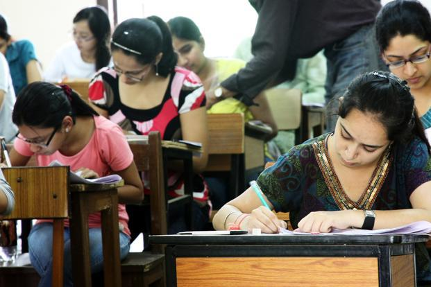 Candidates have been asked by CBSE to check the NEET website for updates. Photo: Hindustan Times