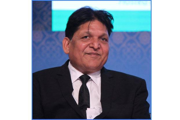 Chandrabhan Prasad of Dalit Foods. Photo: Dalit Foods website
