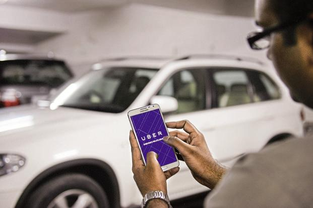 Uber has committed $1 billion of investment in India. Photo: Hemant Mishra/Mint