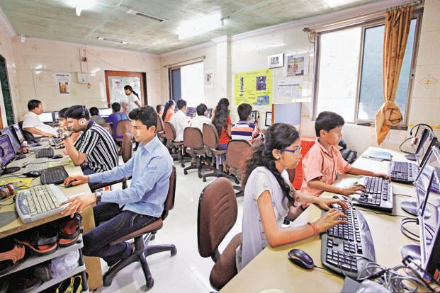 Mandatory for students to take class X board examination conducted by the Board to which their school is affiliated. Photo: HT