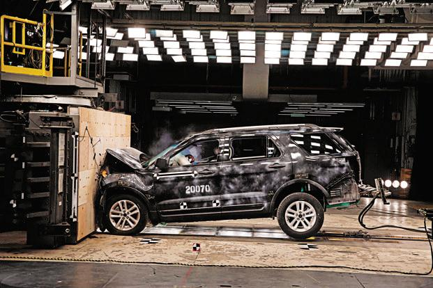 The Crash Testing Norms Require Vehicles Launched After October 2017 To Go Through Frontal And