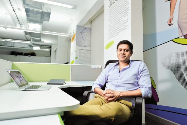 Mukesh Bansal resigned as commerce platform head of Flipkart in February. Photo: Hemant Mishra/Mint