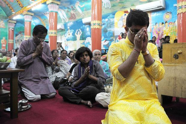 There are more places of worship in India than there are schools or colleges, hotels, hospitals or factories, according to the census.  Photo: Indranil Bhoumik/Mint