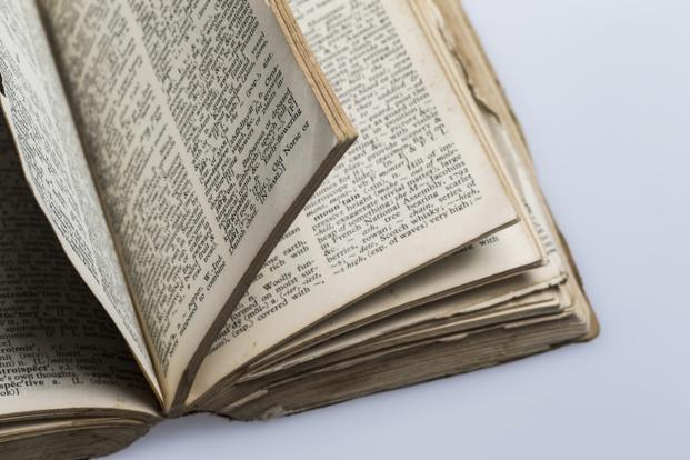 A file photo of Oxford English Dictionary. Photo: iStock