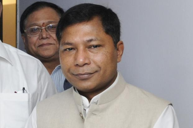 Meghalaya chief minister Mukul Sangma announced that former chief secretary P. J. Bazely has been appointed chairman of the Fifth Pay Commission. Photo: HT