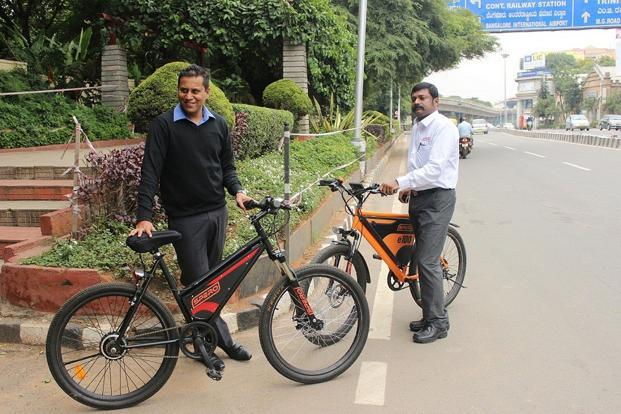 India's First Crowdfunded Electric Bike Project Unveiled