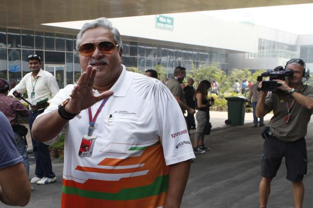 A file photo of Vijay Mallya. Photo: Hindustan Times