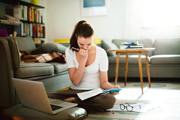 Employees who work from home can be more productive. Photo: iStockphoto