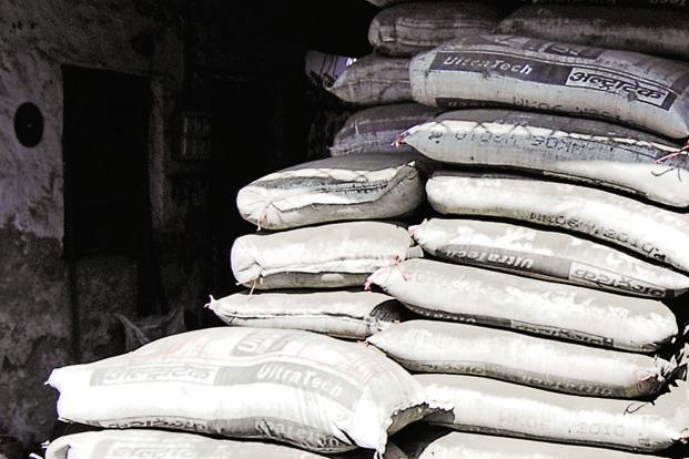 Ultratech Cement Vehicles : Wave of consolidation in cement industry restricted to top
