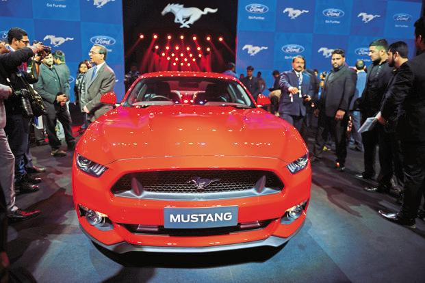 Ford Mustang GT Launched In India