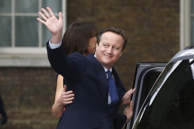 Larry The Cat Stays Put Amid Upheaval Of British Politics