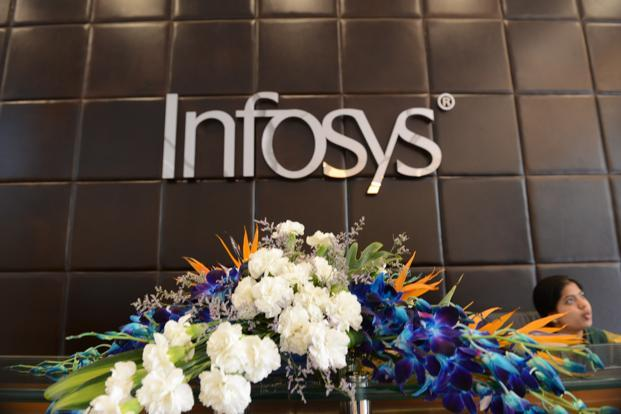 'Mint' brings to you five things to watch out for when Infosys declares its earnings on 15 July. Photo: Hemant Mishra/Mint
