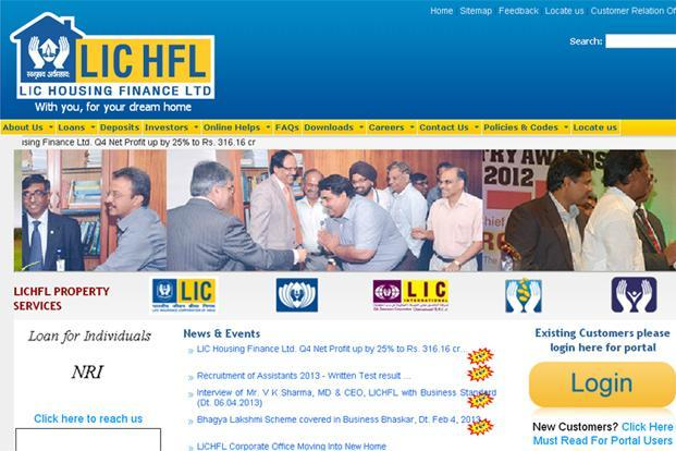 LIC Housing Finance had reported a net profit of <span class='WebRupee'>Rs.</span>382.13 crore in the same period last year.