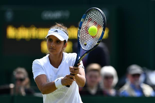 During an interview of Sania Mirza by Rajdeep Sardesai on India Today TV, Sardesai asked her when she was planning on settling down and embracing motherhood. Photo: AFP
