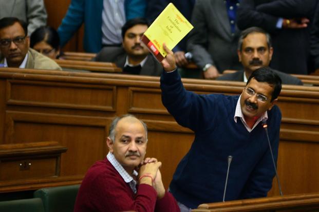 Arvind Kejriwal ticks off minister, stops anti-begging drive