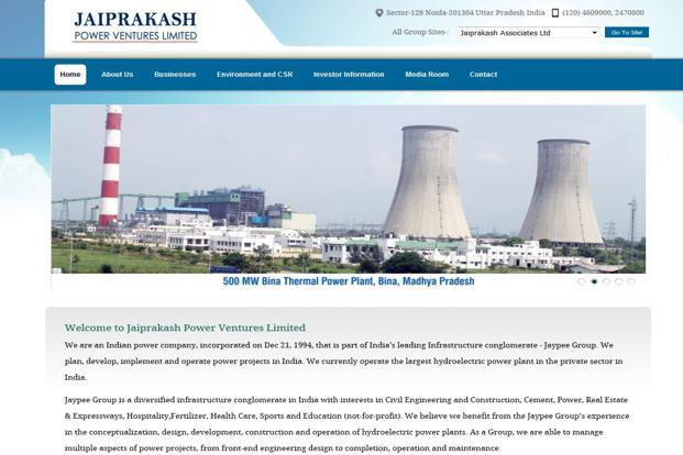 Jaiprakash Power has a total generation capacity of 2220 MW comprising 400 MW of hydropower and 1820 MW of thermal power.