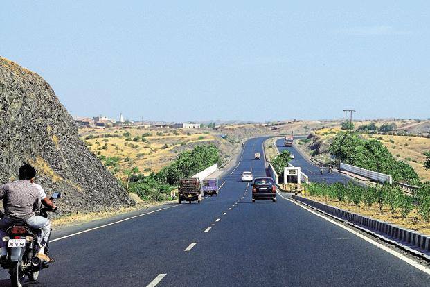 The National Highways Authority of India (NHAI) plans to raise $750 million by selling the bonds. Photo: Ramesh Pathania/Mint