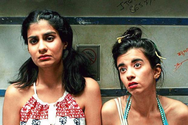 Y-Films' fiction series Ladies Room is bright and loony.