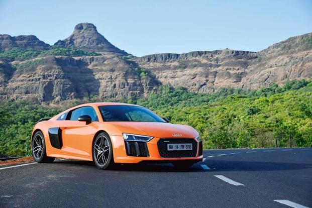 Audi R8 V10 Plus The New Supercar Is Here Livemint