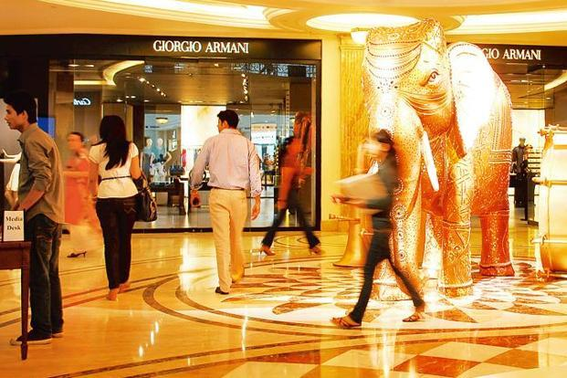 The trend of shopping more at home can also be attributed to the fact that 64% of ultra HNIs are impulsive buyers of apparel and accessories. Photo: Priyanka Parashar/Mint