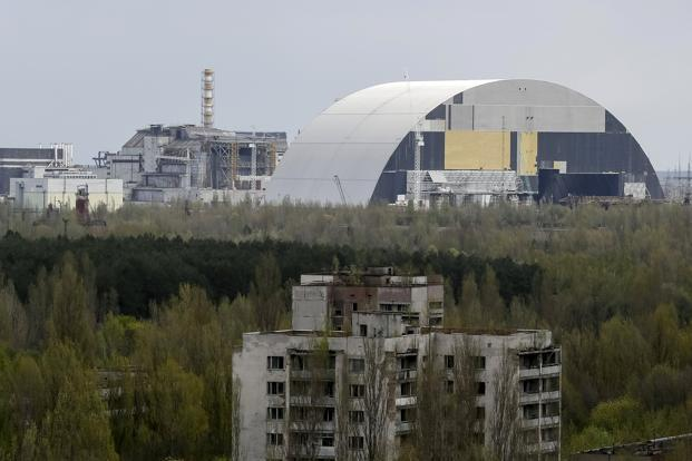 Chernobyl S Atomic Wasteland May Be Reborn With Solar