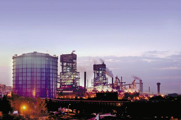 During the quarter, JSW Steel's stand-alone crude steel production rose by 14% to 3.87 million tonnes. Photo: Bloomberg