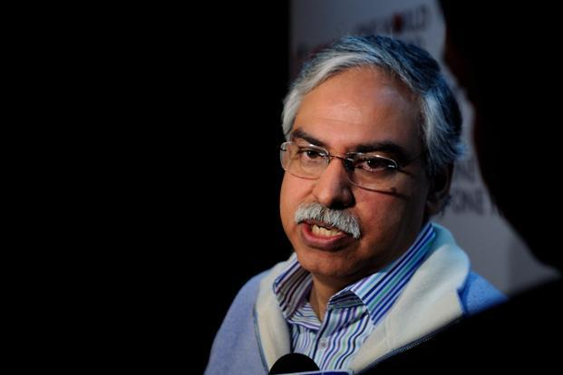 Sunil Munjal will step down as joint managing director of Hero MotoCorp next month. Photo: Pradeep Gaur/Mint