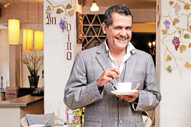 A.D. Singh, managing director, Olive Bar and Kitchen, says there is still a huge growth opportunity at the right price points. Photo: Priyanka Parashar/Mint