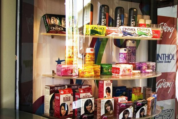 The maker of Cinthol and Godrej No 1 soaps, reported just 1% growth in revenue from soaps due to deflationary pressure, while volume growth was in low double digits. Photo: Hindustan Times