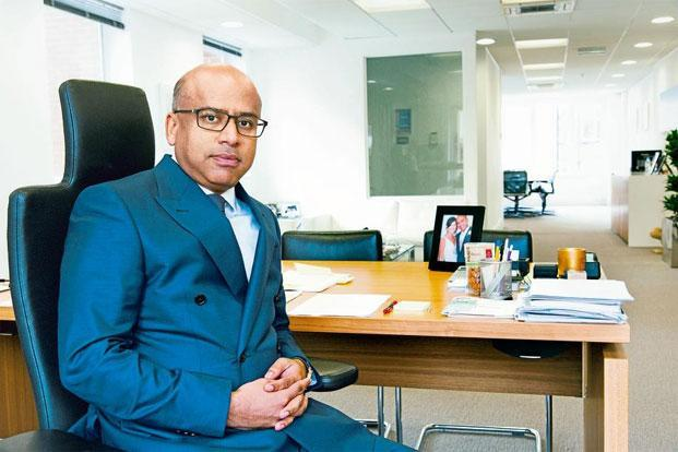 Sanjeev Gupta. Photographs: Shendrew Balendran/Mint