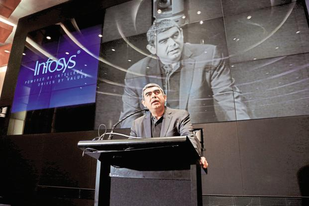 Analysts say senior management changes are essential to achieve CEO Vishal Sikka's longer-term goal of making Infosys a $20 billion company by 2020. Photo: AP